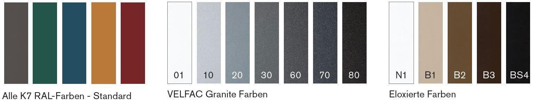 Fenster Farben.Fensterfarben Und Schöne Oberflächen Machen Den Perfekten Look