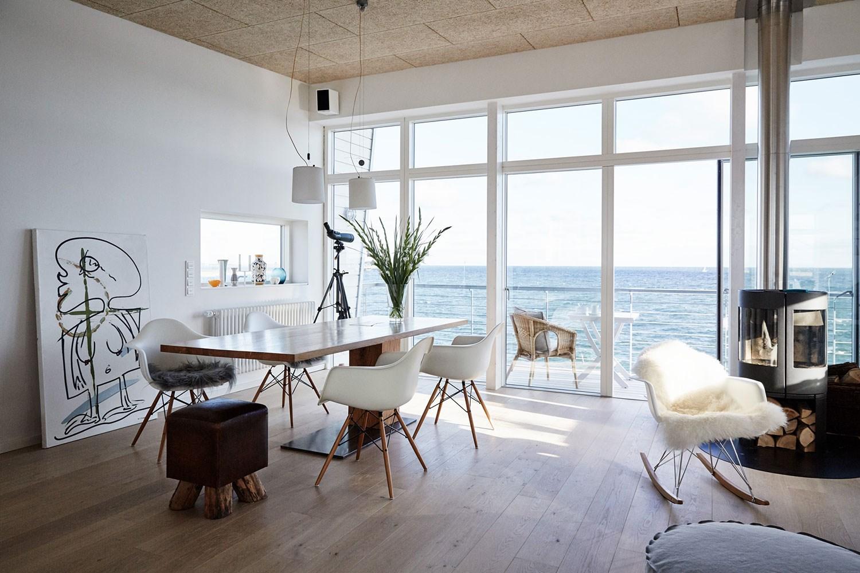 Haus auf der Ostsee, Olpenitz
