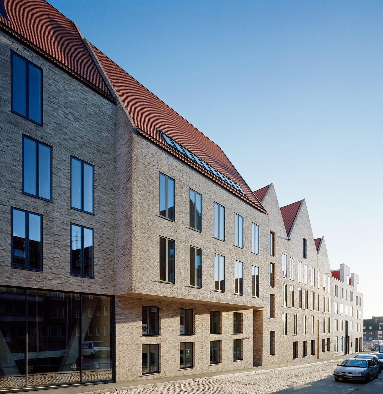 Architekten In Lübeck ulrich gabler haus lübeck