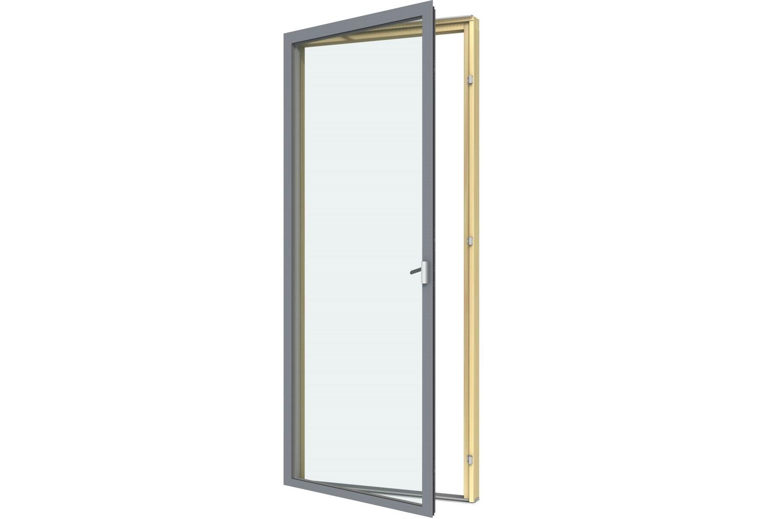 Velfac 200 terrassent r for Fenster 200 x 200